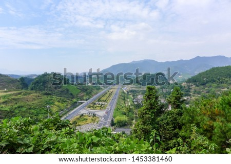 High Way in the Mountain #1453381460