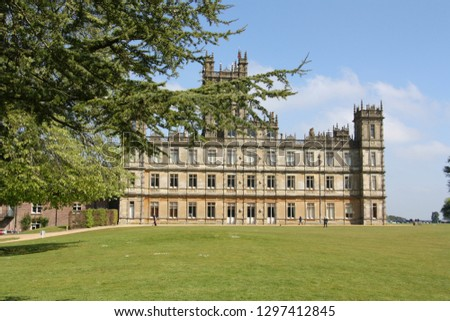 Highclere Castle, England #1297412845