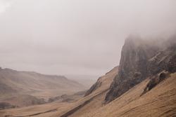 Highlands in Iceland.