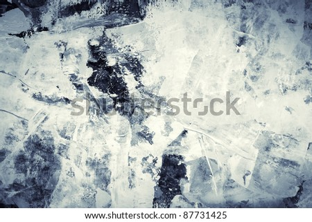 Highly detailed grunge abstract textured collage with space for your text - extreme textures