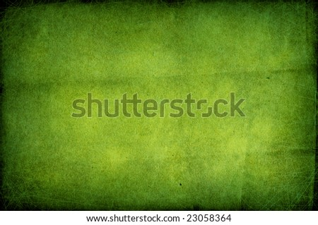 highly detailed old and worn paper texture background frame - perfect background with space for text or image