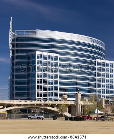 Highrise Office Building in Tempe Lake Park; Phoenix, Arizona