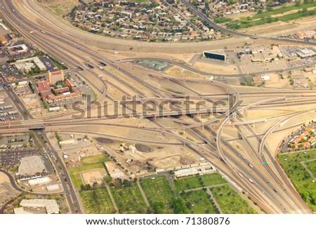 highways crossing