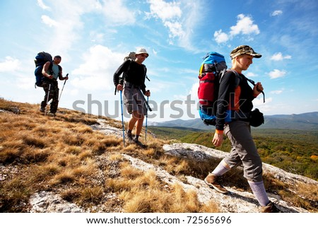 Hikers