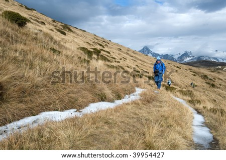 Hiking in Wallis