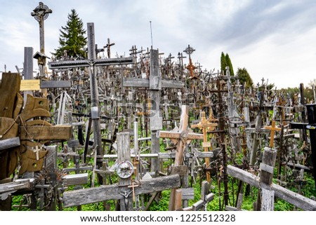 Hill of Crosses #1225512328
