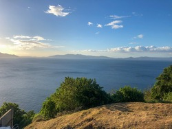 Hill Top Ocean View at Lobo Coast Batangas Philippines