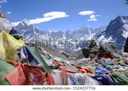 Himalaya Himalayas  mountain range Nepal Kathmandu