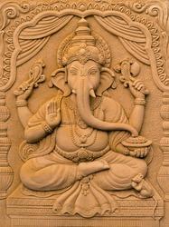 Hindu God Ganesha Lord of Success.