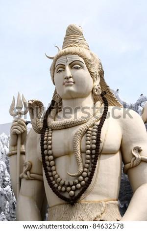 Hindu god Lord Shiva