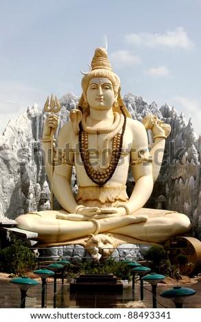 Hindu god Lord Shiva,Bangalore,India