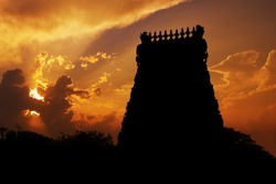 Hindu God Murugan Temple in India