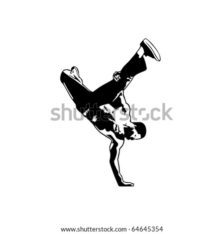 Hip Hop Dance Logo http://www.shutterstock.com/pic-64645354/stock-photo-hip-hop-breakdance-illustration.html