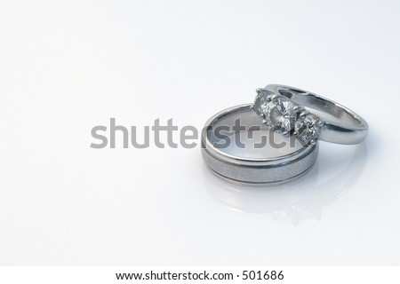 wedding ring his hers