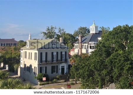 Histoirc Homes in Charleston SC #1171672006
