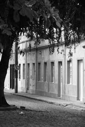 Historic Architecture Laguna SC Brazil Colonial