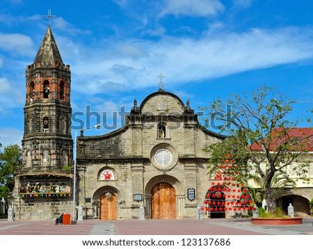 Historic Barsoain Church, Malolos City, Philippines