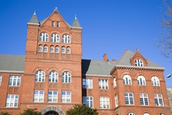Historic Building in Madison - University of Wisconsin.