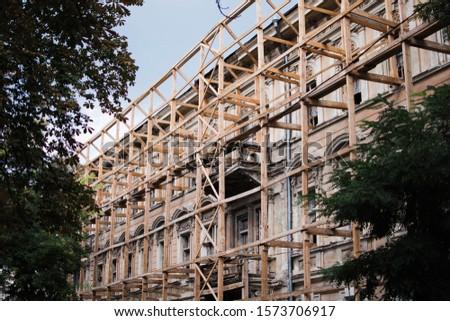 Historic Building Reconstruction and Restoration