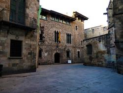 Historic Buildings in Barcelona Centre