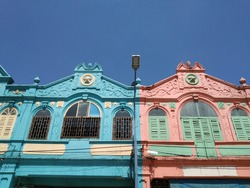 Historic Buildings in Hat Yai, Thailand
