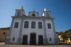 Historic center of the city of Laguna, Santa Catarina, Brazil