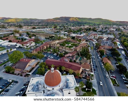 Historic Downtown San Juan Capistrano