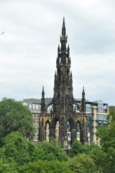 Historic Edinburgh, Scottland