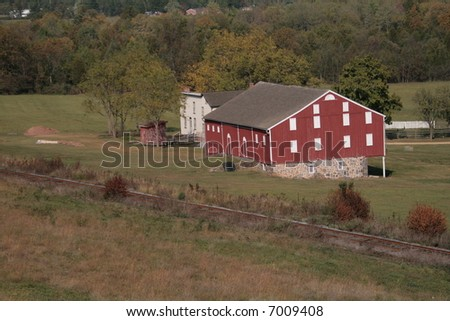Historic Farm, Gettysburg PA