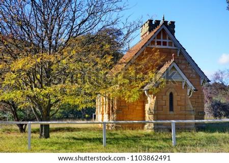 historic Havilah Church #1103862491