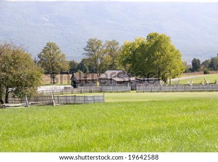 Historic homestead