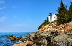 Historic Lighthouse, Acadia National Park
