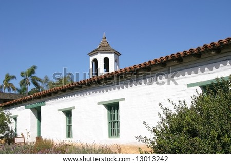 Historic Old Town in San Diego, California