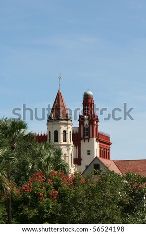 Historic St. Augustine Florida