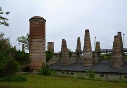 Historical Industrial Museum Park Ruedersdorf, Brandenburg