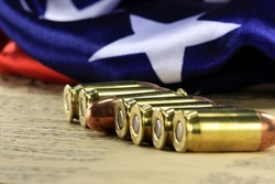 History of the Second Amendment Ammunition on US Constitution - The Right to Bear Arms