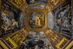 History Vatican church art Roma Italy