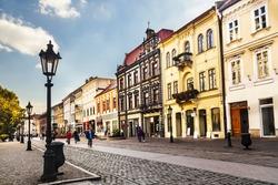 Hlavna Street, Ko�¡ice, Slovakia. European Capital of Culture