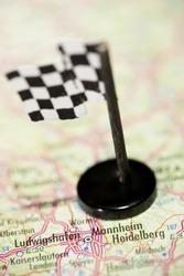 Hockenheim race track destination