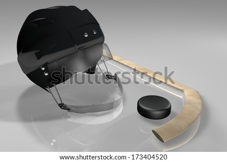 stock-photo-hockey-helmet-puck-and-stick-over-reflecting-surface-d-render-173404520.jpg