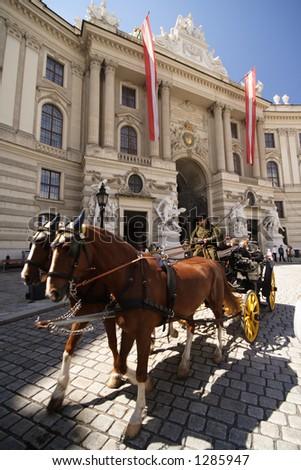 Hofburg Palace,Vienna,Austria.