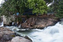 Hogenakkal – The Smoky Rock Waterfall