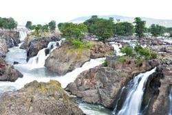 Hogenkkal - Niagara of India