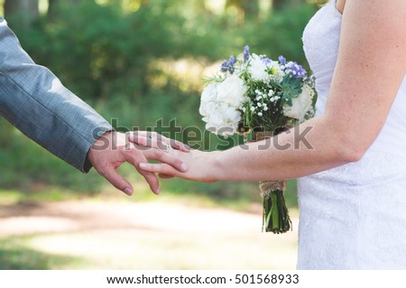 Holding Hands #501568933