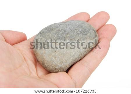 Holding stone