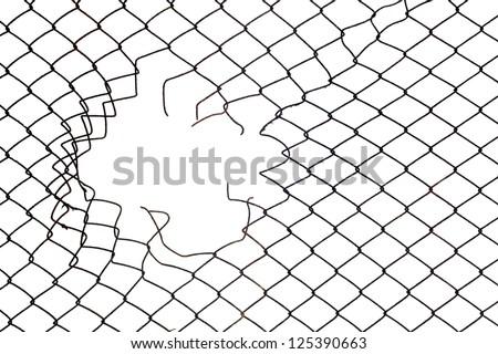 broken chain link fence png. 620 6 52 Broken Chain Link Fence Png Y