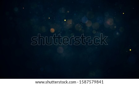 holiday background with coloured glowing particles, particles flow, abstract animation with sparkle glitter