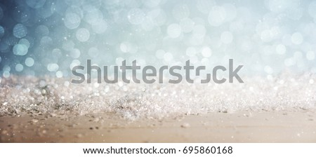 Holiday Christmas Background - Shutterstock ID 695860168