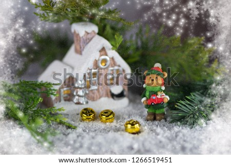 holiday decorations and decorations