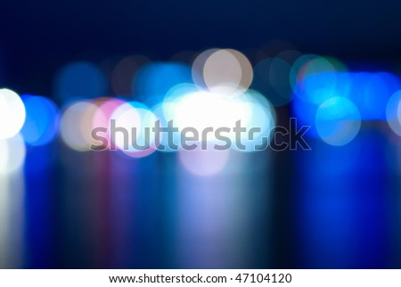 Holiday lights- can be used for background